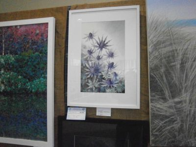 Richaard Pegler Memorial Best Watercolour Award, artists Florence Crighton.JPG