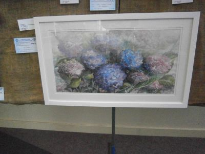 South Gippsland Shire Resident Award, artist Ann Foulds.JPG